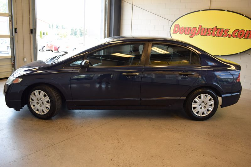 2010 Honda Civic LX  city TN  Doug Justus Auto Center Inc  in Airport Motor Mile ( Metro Knoxville ), TN