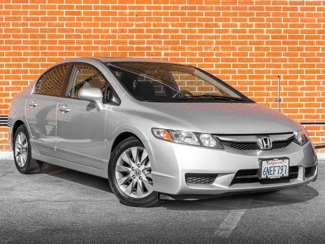 2010 Honda Civic EX Burbank, CA 1