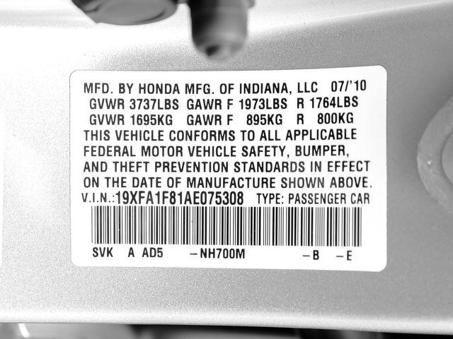 2010 Honda Civic EX Burbank, CA 24