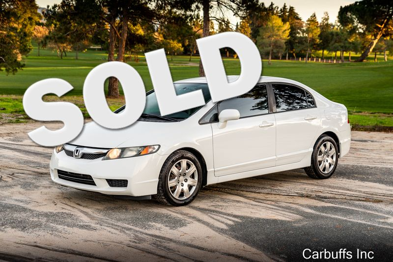 2010 Honda Civic LX | Concord, CA | Carbuffs