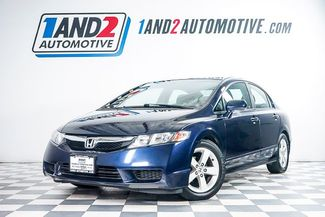 2010 Honda Civic LX-S in Dallas TX