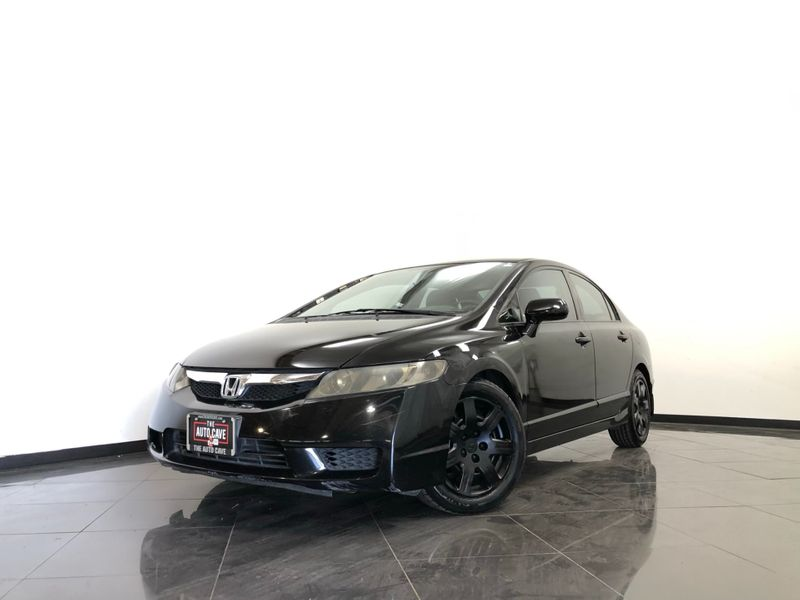 2010 Honda Civic *Affordable Payments*   The Auto Cave in Dallas