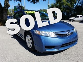 2010 Honda Civic DX-VP Dunnellon, FL