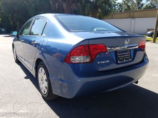 2010 Honda Civic DX-VP Dunnellon, FL 4