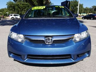 2010 Honda Civic DX-VP Dunnellon, FL 7