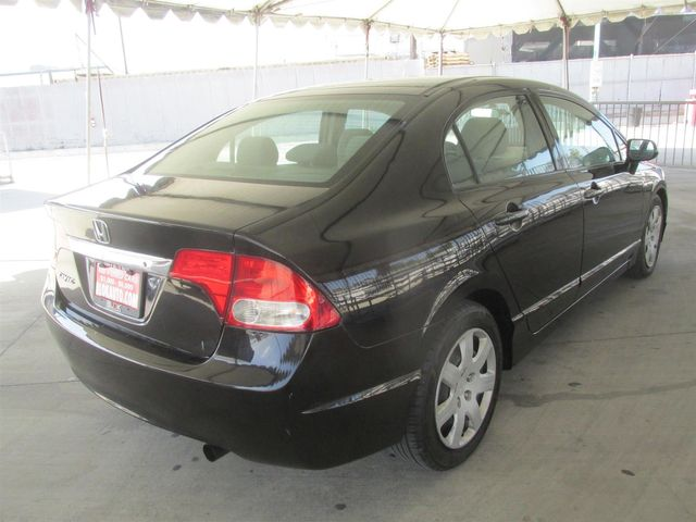 2010 Honda Civic LX Gardena, California 2