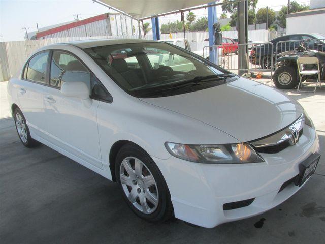 2010 Honda Civic LX Gardena, California 3
