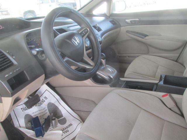 2010 Honda Civic LX Gardena, California 4