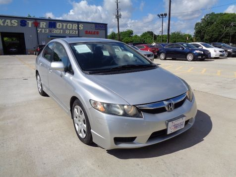 2010 Honda Civic LX in Houston