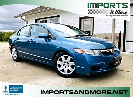 2010 Honda Civic LX in Lenoir City, TN