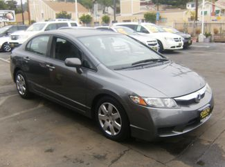 2010 Honda Civic LX Los Angeles, CA 4