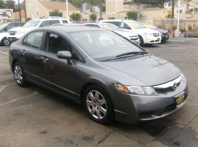 2010 Honda Civic LX Los Angeles, CA 4