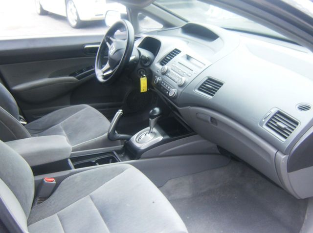 2010 Honda Civic LX Los Angeles, CA 3