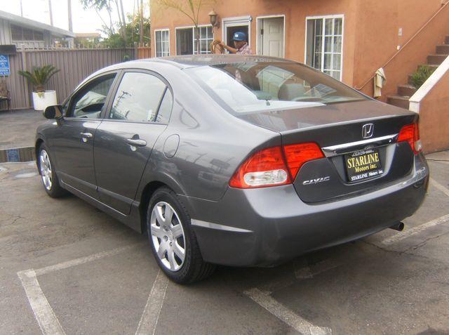 2010 Honda Civic LX Los Angeles, CA 7