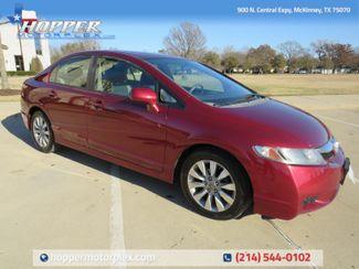 2010 Honda Civic EX Navigation in McKinney, Texas 75070