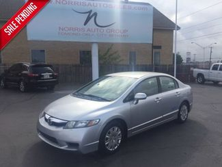 2010 Honda Civic GX in Oklahoma City OK