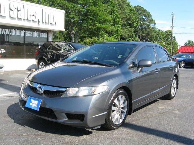 2010 Honda Civic EX-L Richmond, Virginia 1