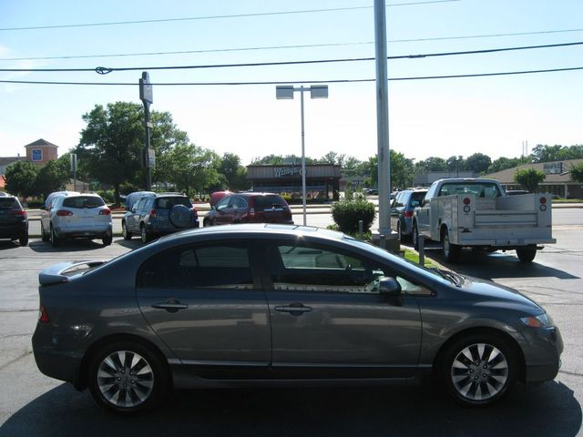 2010 Honda Civic EX-L Richmond, Virginia 4