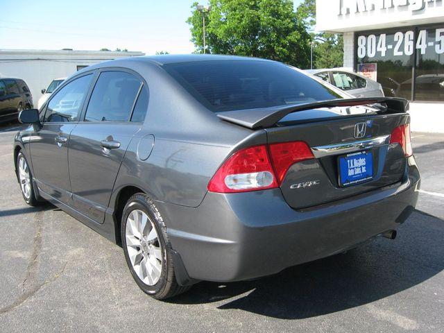 2010 Honda Civic EX-L Richmond, Virginia 7