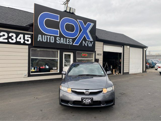 2010 Honda Civic LX-S in Tacoma, WA 98409