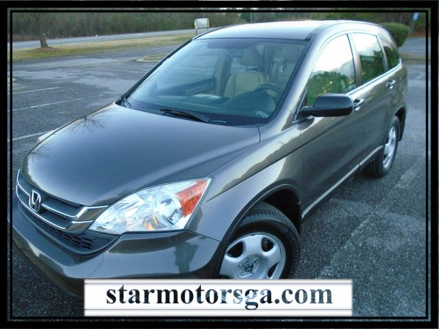 2010 Honda CR-V LX with LEATHER