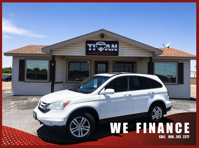 2010 Honda CR-V EX-L in Amarillo, TX 79110