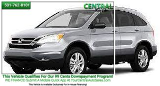 2010 Honda CR-V LX   Hot Springs, AR   Central Auto Sales in Hot Springs AR