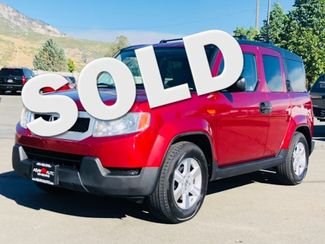 2010 Honda Element EX 4WD AT with Navigation System LINDON, UT