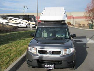 2010 Honda Element LX 4x4 Ecamper! Bend, Oregon 4