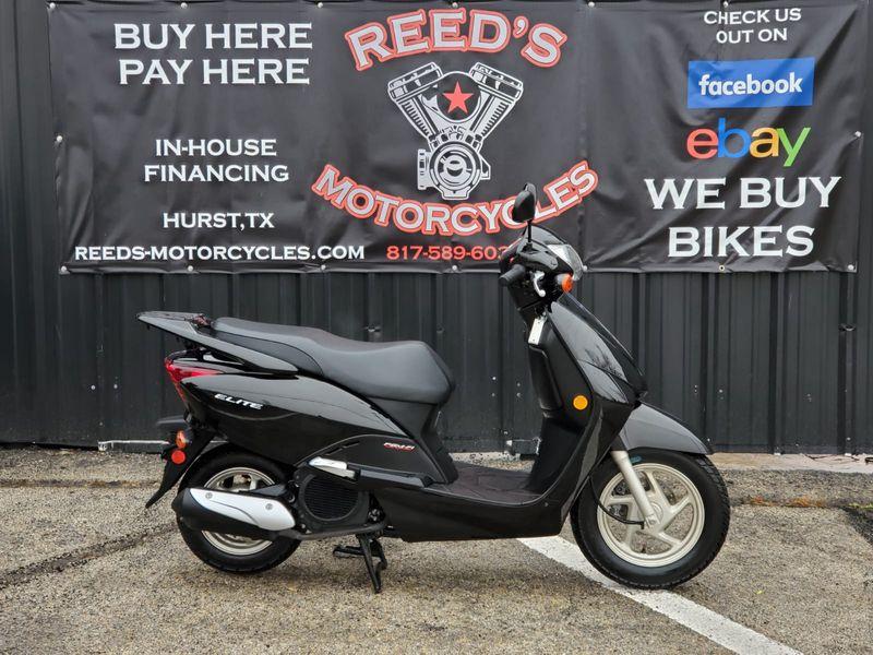2010 Honda ELITE NHX110   Hurst, Texas   Reed's Motorcycles in Hurst Texas