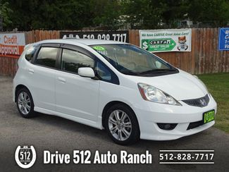 2010 Honda Fit Sport in Austin, TX 78745