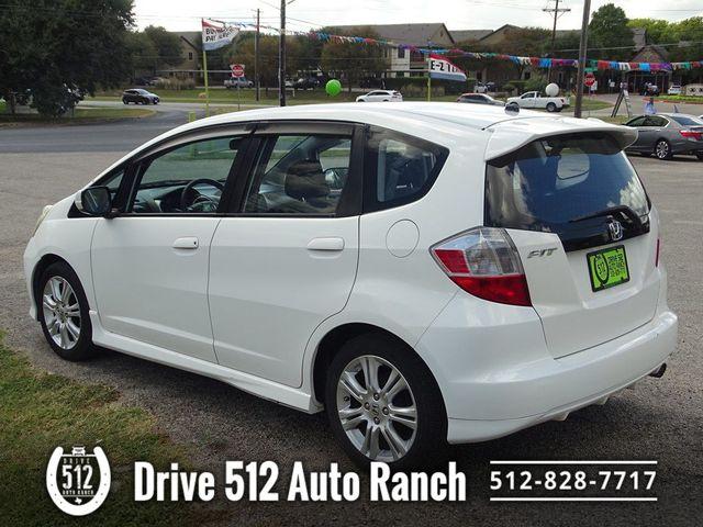 2010 Honda Fit Sport in Austin, TX 78745