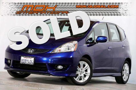 2010 Honda Fit Sport - Manual - Only 68K miles in Los Angeles