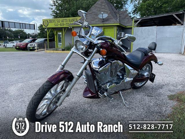 2010 Honda Fury VT1300CX in Austin, TX 78745