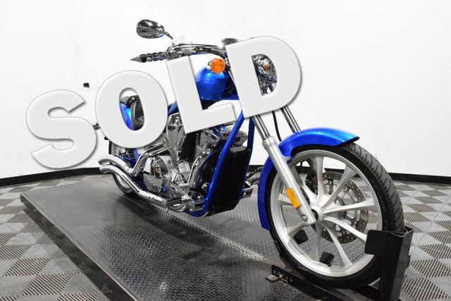 2010 Honda Fury - VT1300CX