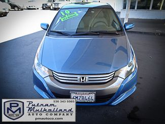 2010 Honda Insight LX Chico, CA 1