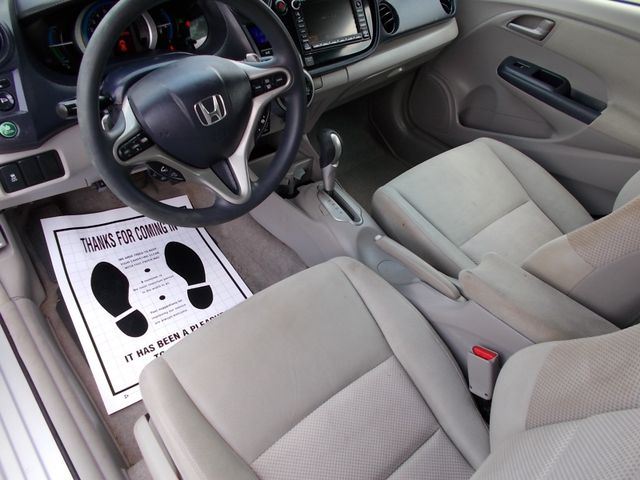 2010 Honda Insight EX Shelbyville, TN 21