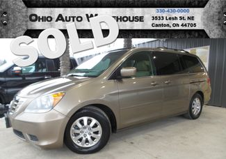 2010 Honda Odyssey EX-L Sunroof Leather V6 3rd Row We Finance | Canton, Ohio | Ohio Auto Warehouse LLC in Canton Ohio