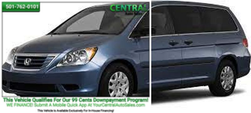 2010 Honda Odyssey EX-L   Hot Springs, AR   Central Auto Sales in Hot Springs AR