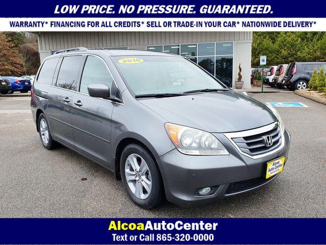 2010 Honda Odyssey Touring w/DVD/Navigation 8-Passenger
