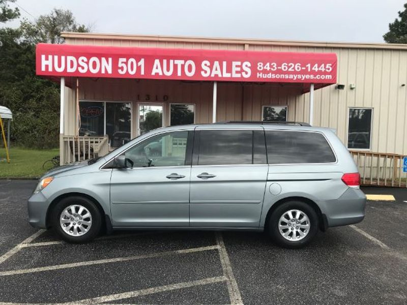 2010 Honda Odyssey EX-L | Myrtle Beach, South Carolina | Hudson Auto Sales in Myrtle Beach South Carolina