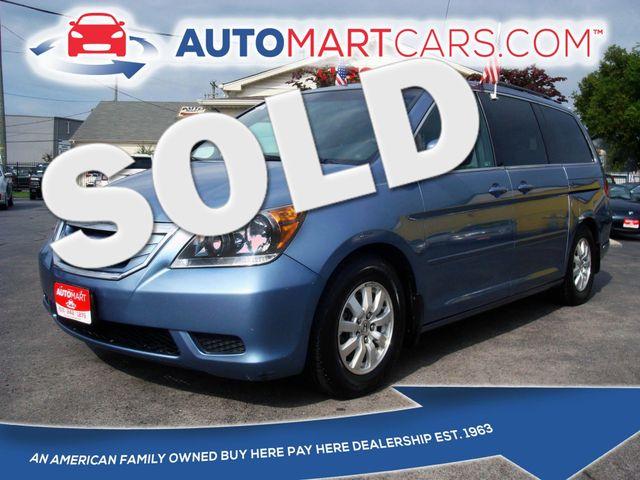2010 Honda Odyssey EX   Nashville, Tennessee   Auto Mart Used Cars Inc. in Nashville Tennessee