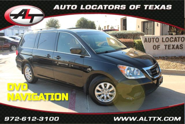 2010 Honda Odyssey EX-L with NAVIGATION and DVD