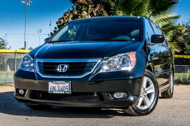 2010 Honda Odyssey Touring Reseda, CA 2