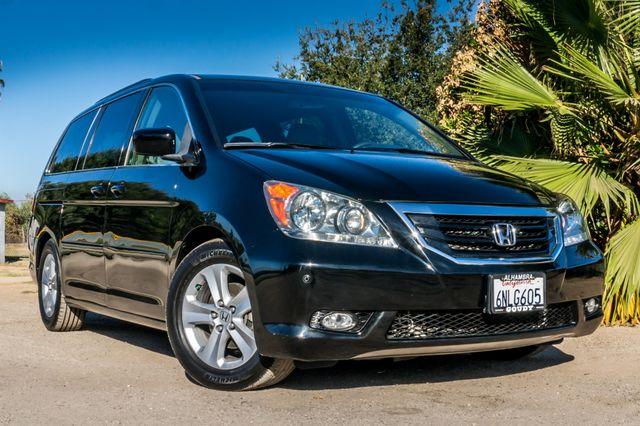 2010 Honda Odyssey Touring Reseda, CA 51