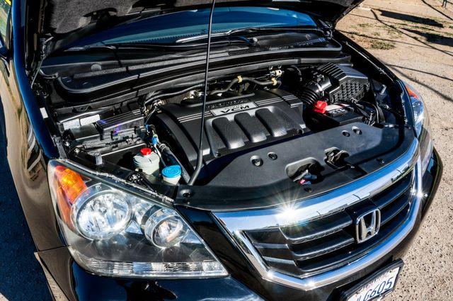 2010 Honda Odyssey Touring Reseda, CA 46