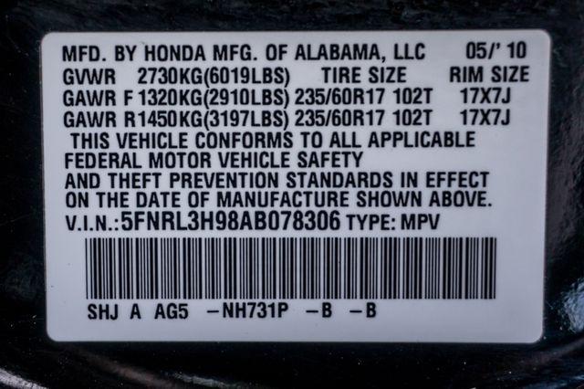 2010 Honda Odyssey Touring Reseda, CA 47