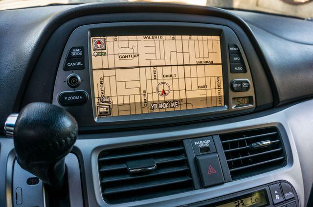2010 Honda Odyssey Touring Reseda, CA 24
