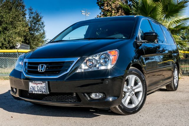 2010 Honda Odyssey Touring Reseda, CA 48