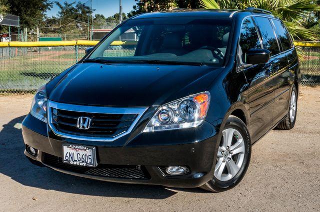 2010 Honda Odyssey Touring Reseda, CA 49
